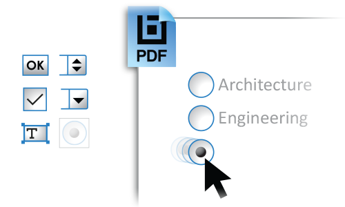 how to create an editable pdf in bluebeam