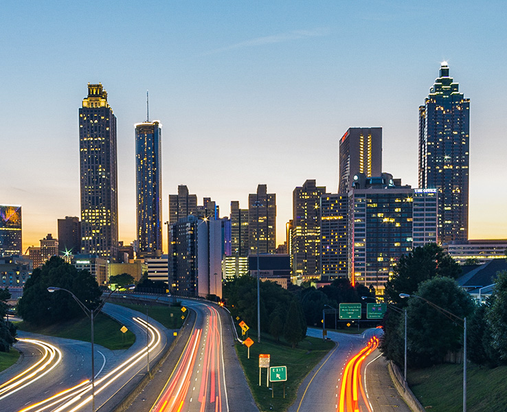 Atlanta, Georgia, USA, bild