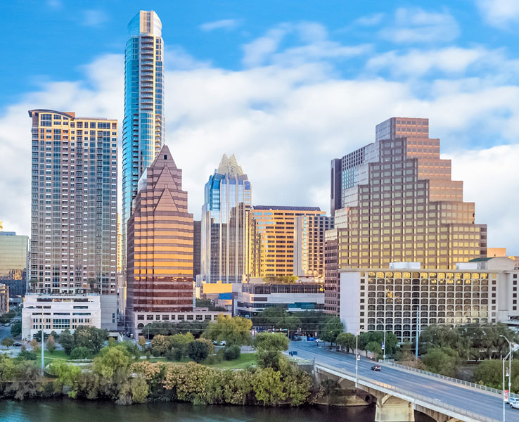 Austin, Texas, USA, bild