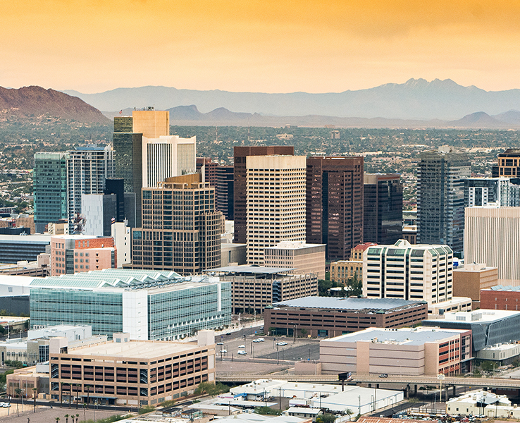 Phoenix, Arizona, USA, bild