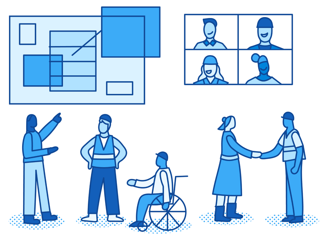We make onboarding and standardisation simple, with user-friendly deployment tools and a wealth of integrations to get the job done faster.